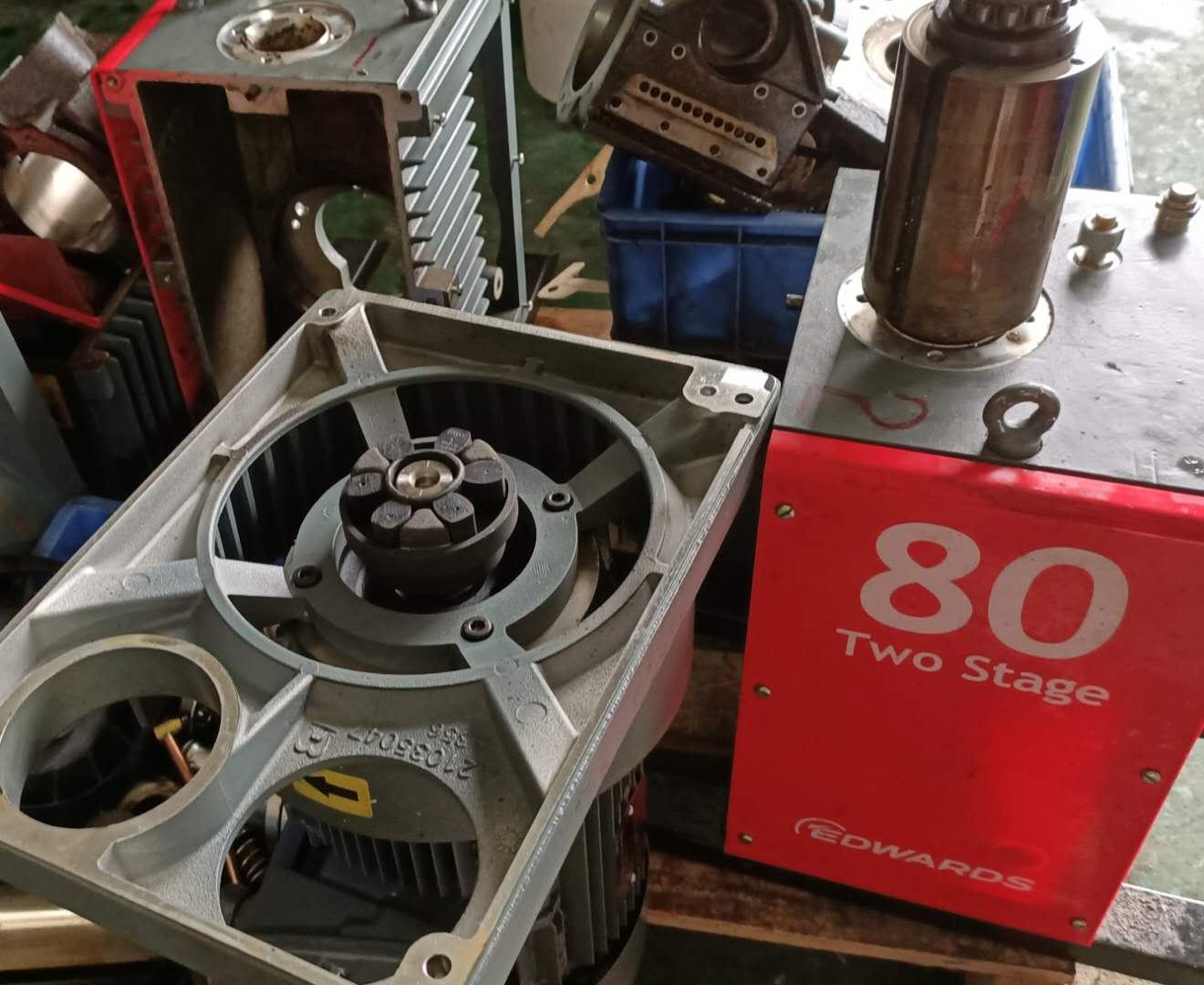 干泵维修 进口真空泵维修 专业技术