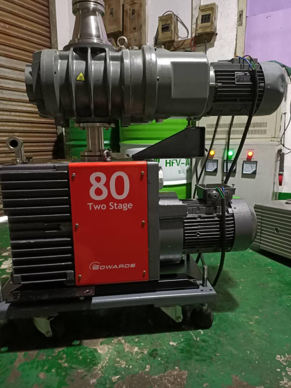 爱德华e2m80真空泵维修 专业技术